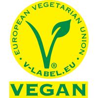 v label